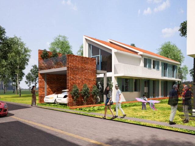 Calin Family's house