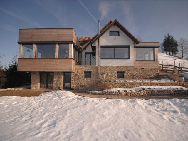 Moieciu-Bran holiday house