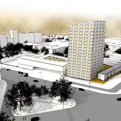 City center-Urban study